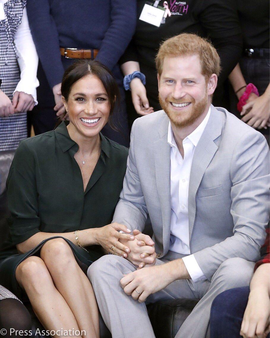 Gratulacje dla księcia Harry'ego i księżnej Meghan! Książeca para spodziewa się pierwszego dziecka!