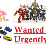 Image for the Tweet beginning: Please help! We need toys