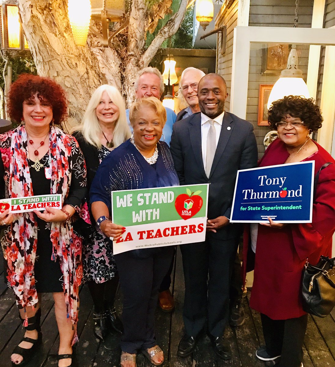 #Red4Ed Latest News Trends Updates Images - staceyteachLA