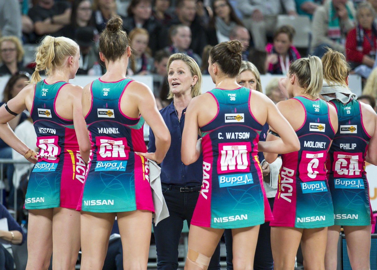 Are you looking to take your coaching to the next level?  Netball Victoria is conducting the Elite Coaching Strategies Course for coaches who hold an Advanced Coaching Accreditation on Sunday 18th November at the @SNHC_Vic.   Details: https://t.co/R1ZvcVEeKU