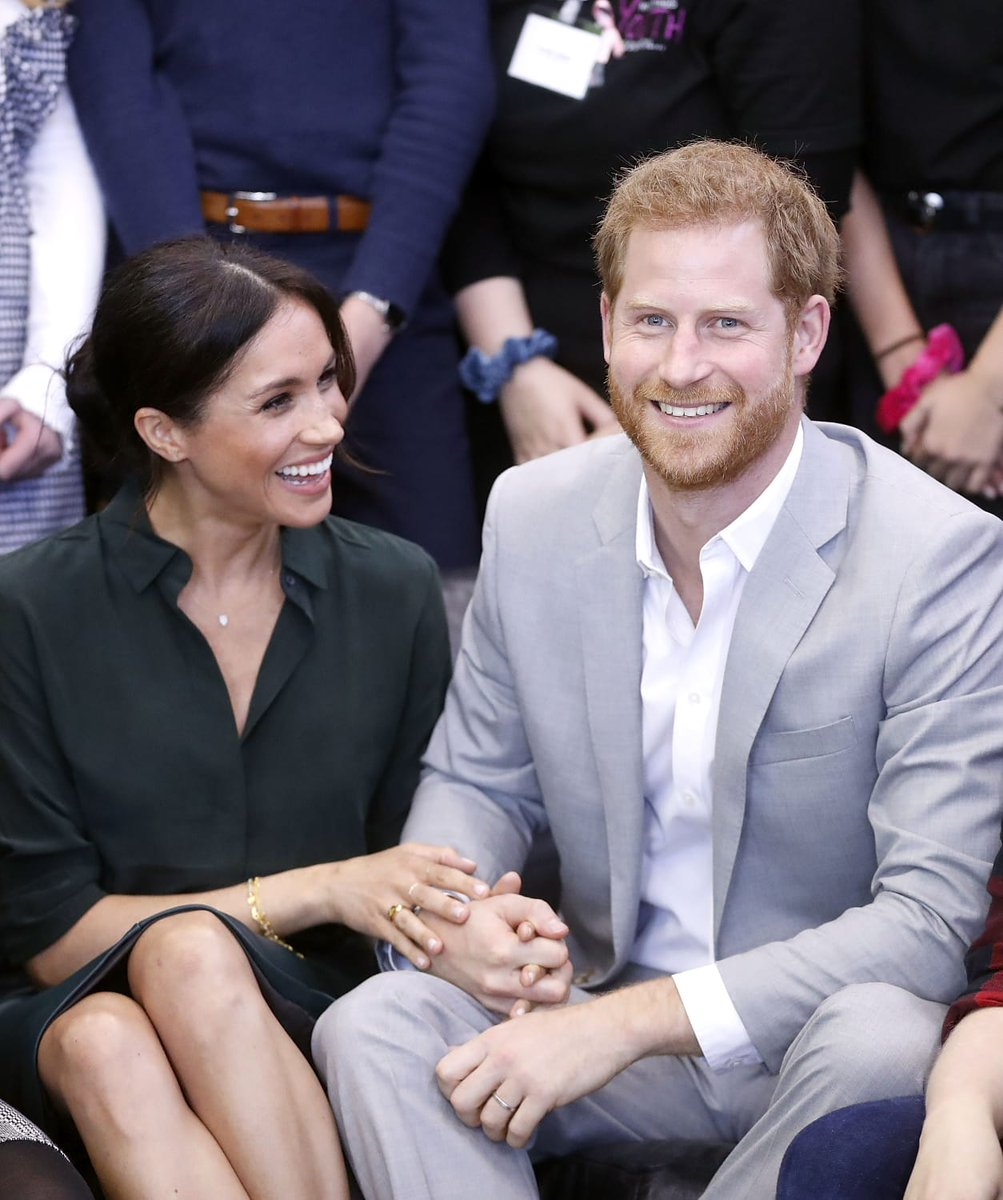 The Duke and Duchess of Sussex have today announced that The Duchess of Sussex is expecting a baby due in Spring:  https://t.co/GO24D6aTBU