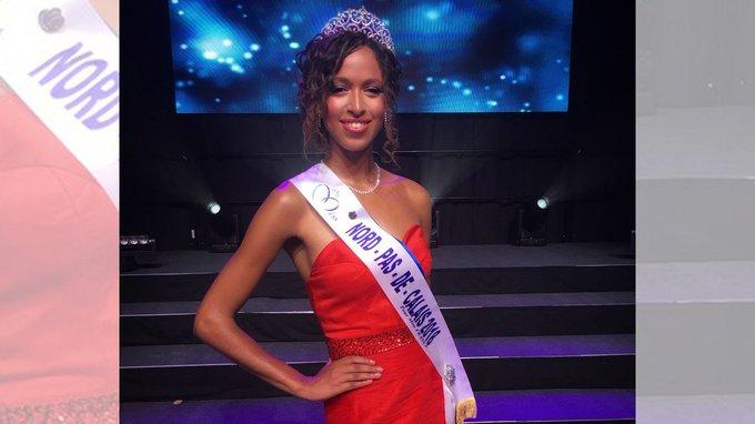 #MissFrance2019 Annabelle Varane élue Miss Nord-Pas-de-Calais Lire sur @TVMAG : Photo