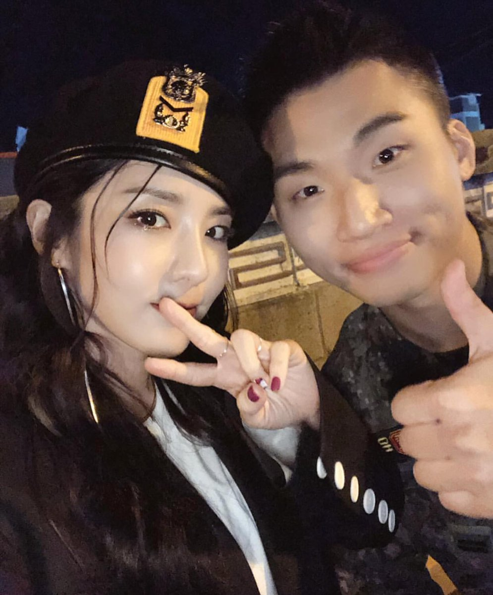 B Bang On Twitter Dara Ig Update W Daesung