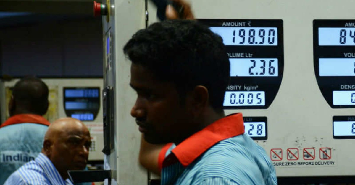 Diesel price hiked again; wipes out Rs 2.5 per litre cut https://t.co/XyQsUx6AYW via @TOIBusiness https://t.co/L3TdnBr87q