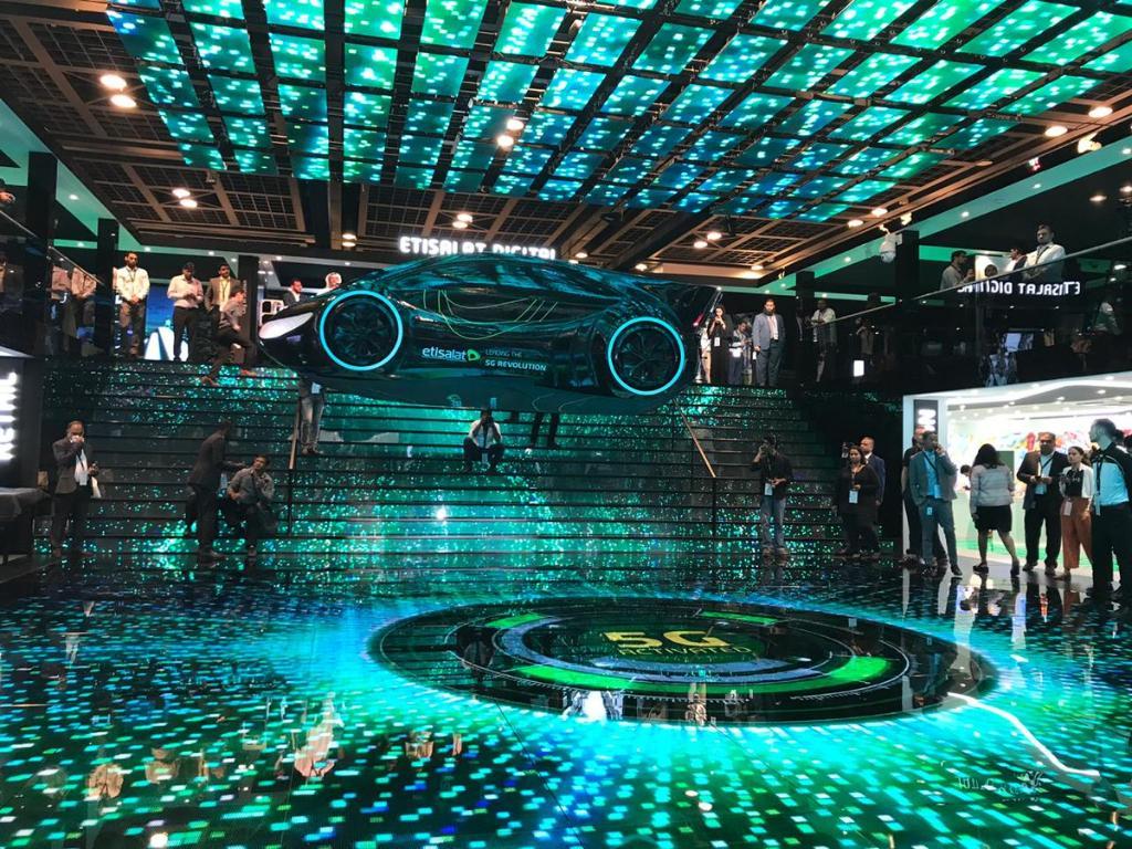 Dubai Tourism On Twitter Uae S Etisalat Unveils Autonomous