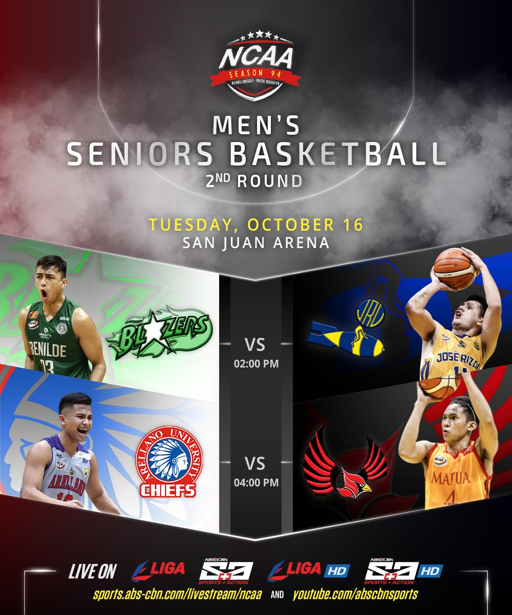 #NCAASeason94 action continues tomorrow! <br>http://pic.twitter.com/uFm6eicAEY