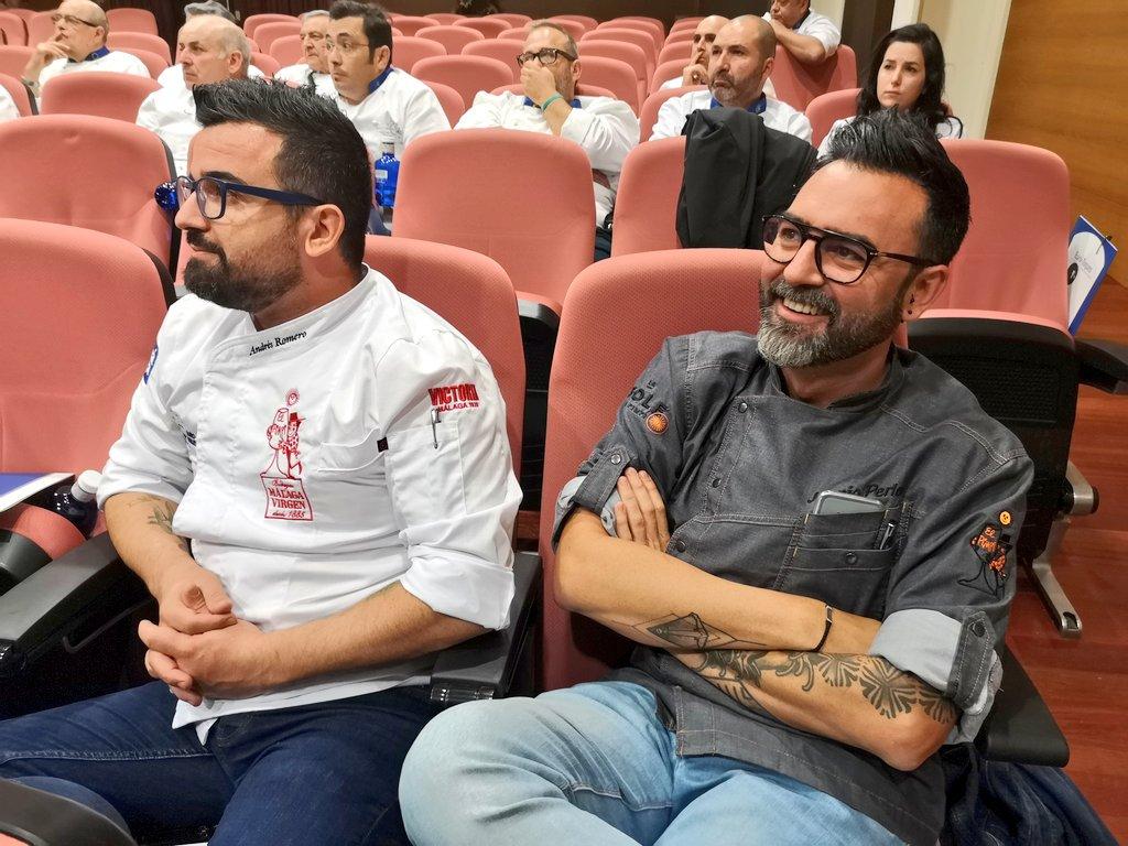 Arranca la 9ª Asamblea Euro-Toques Andalucía en Malaga con presencia de nuestros chefs JuanjoPerles y Andrés  #eurotoques  #eurotoquesolodarios  #asambleaetandalucia  #sociosactivoset   #saboramalaga  #elsaborquenosune  @euro_toques  @SaboraMalaga