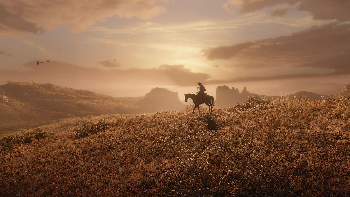 SPOILERS: The Making of Rockstar Games' Red Dead Redemption 2  http://www. vulture.com/2018/10/the-ma king-of-rockstar-games-red-dead-redemption-2.html &nbsp; … <br>http://pic.twitter.com/kn1wm7PDBI