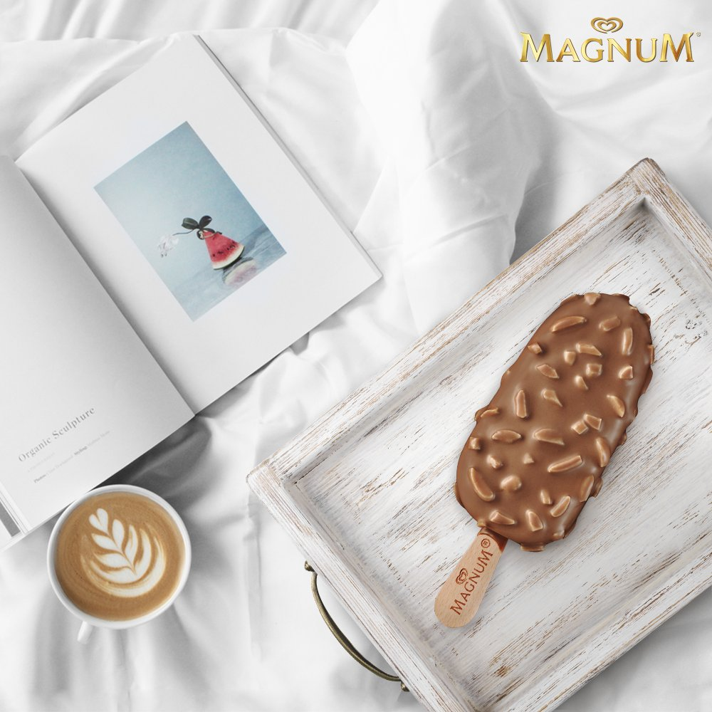 Cosy days made indulgent with Magnum. #TakePleasureSeriously https://t.co/N2h1qoNTs3