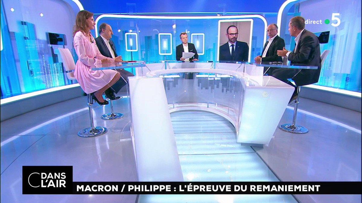 #Macron/#Philippe : l\