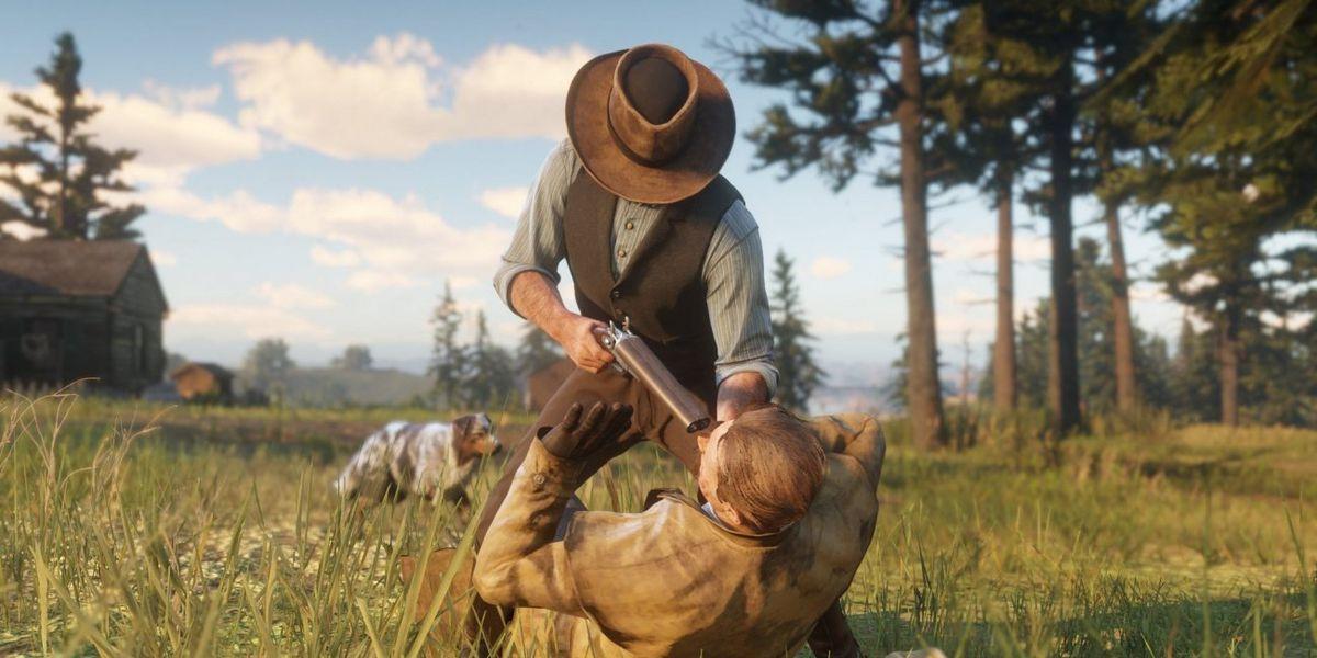 "Rockstar has been ""working 100-hour weeks"" on Red Dead Redemption 2   https://www. gamesindustry.biz/articles/2018- 10-15-rockstar-has-been-working-100-hour-weeks-on-red-dead-redemption-2 &nbsp; …   Studio co-founder Dan Houser details the effort put into the upcoming Wild West epic<br>http://pic.twitter.com/eUpS0HORmU"