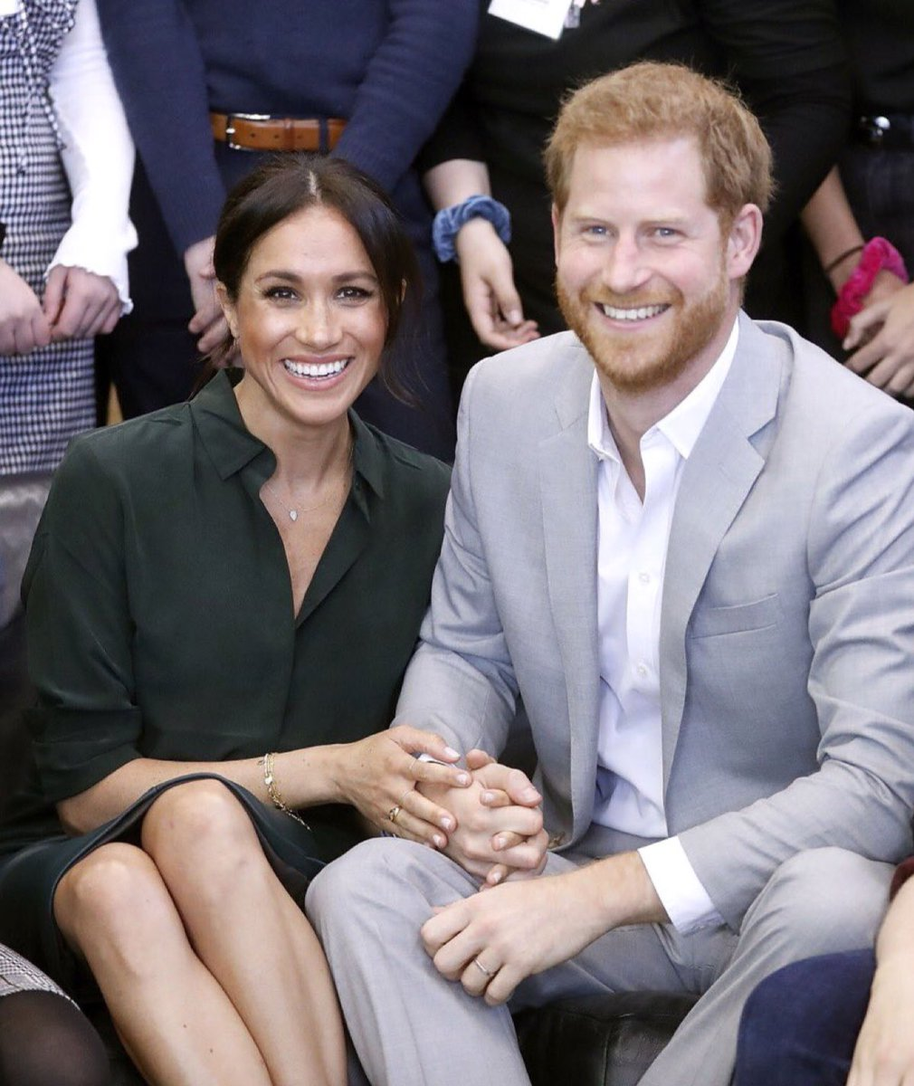 Baby News! Duchess of Sussex Meghan Markle is expecting a child in the spring.