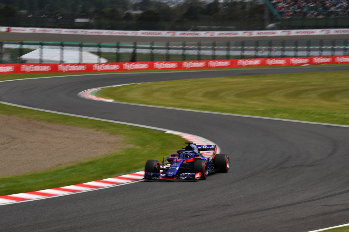 Highs ↕️ Lows Twists 🔀 Turns In his latest video blog, @BrendonHartley reflects on his fortunes in Sochi and Suzuka >> f1.com/HAR-JPN #F1