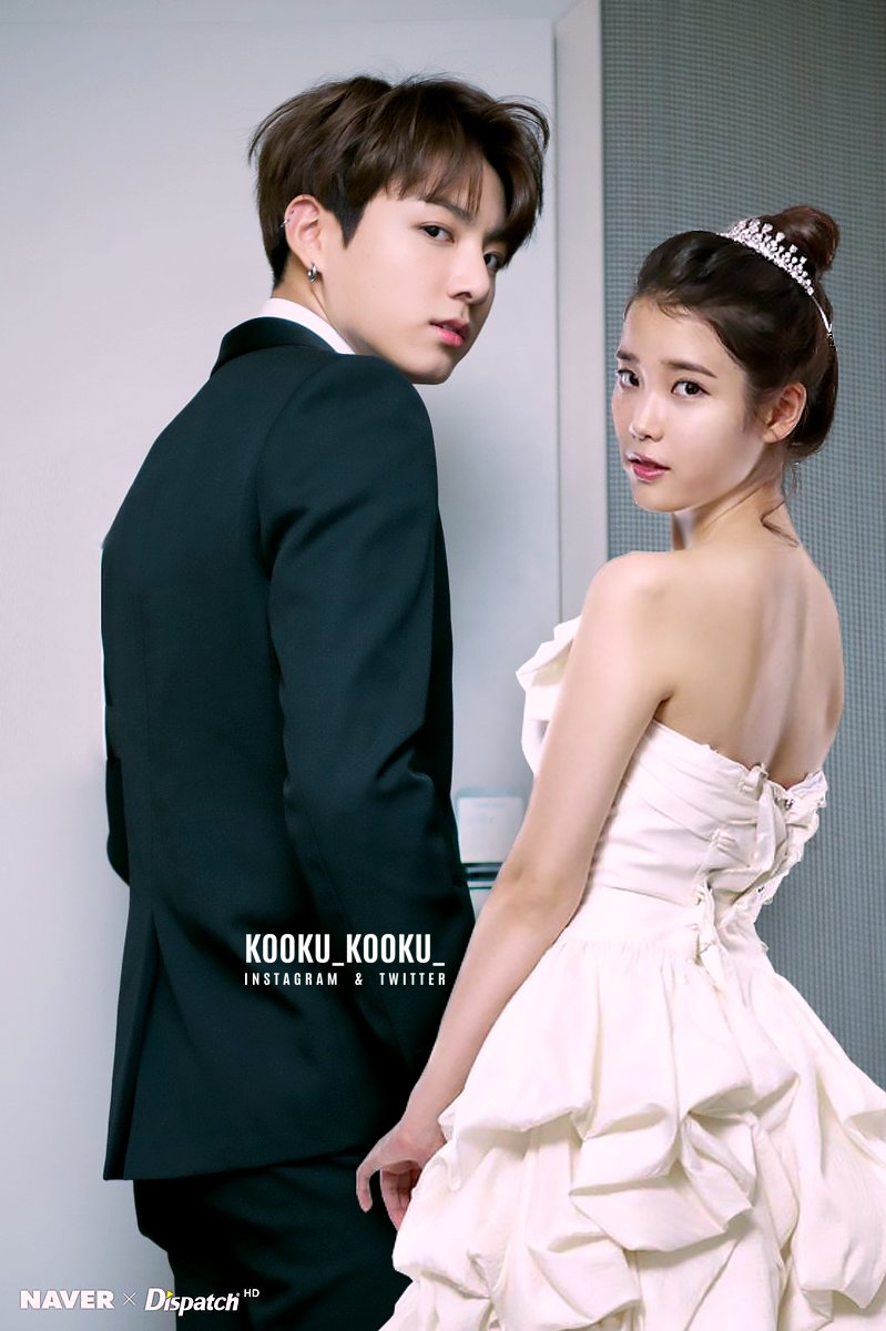 Awesome Iu And Jungkook Wedding wallpapers to download for free greenvirals