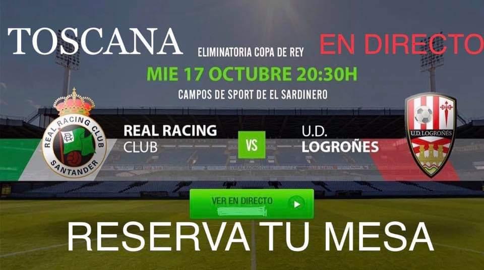 3a Eliminatoria Copa del Rey: Racing vs Logroñes - Página 4 Dpiv07AXgAElY3o