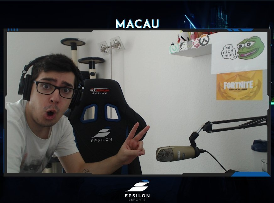LIVE NOW - @ItsMacau is back from the weekend with more @FortniteGame goodness for you all!  https://t.co/6Y6EBRWbBc