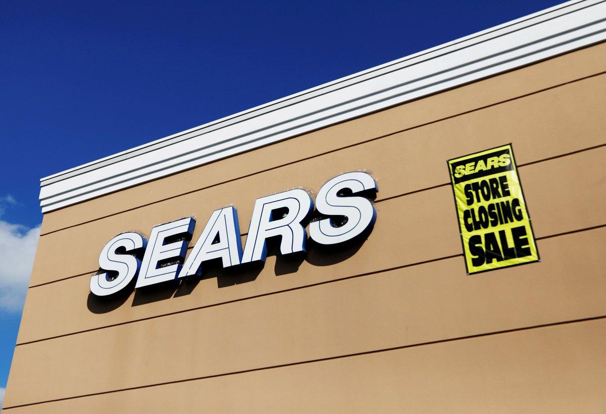 La cadena estadounidense de tiendas Sears se declaró en quiebra https://t.co/ugWWAd8ylq