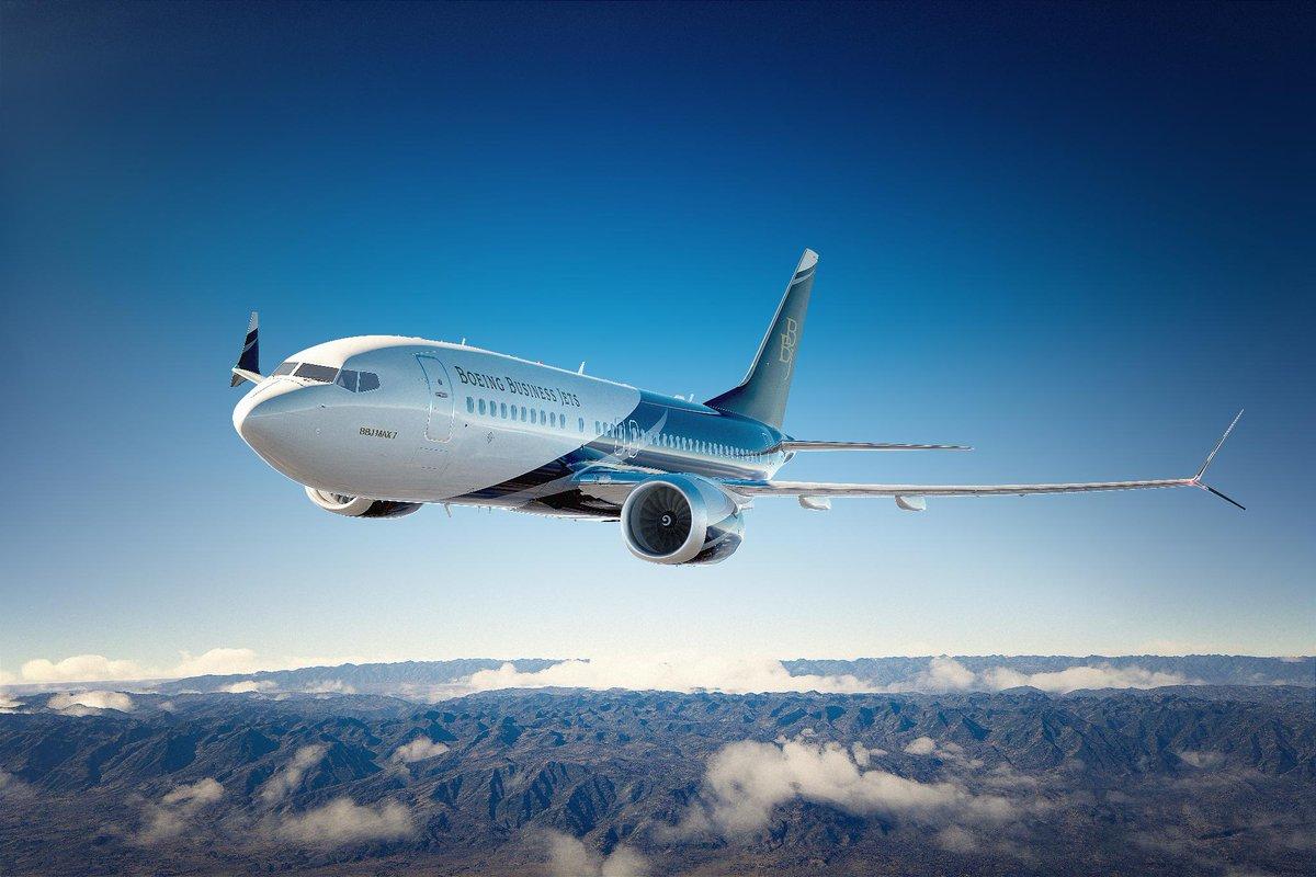 Boeing Airplanes @BoeingAirplanes