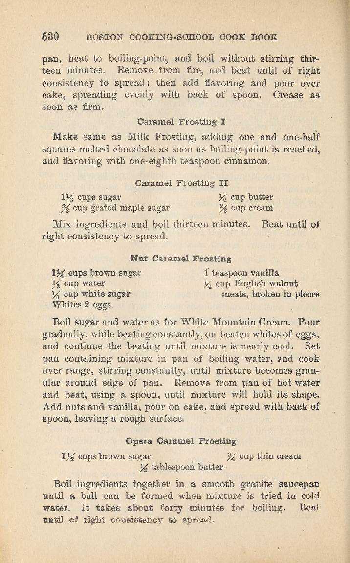 the boston cooking school cookbook 1918