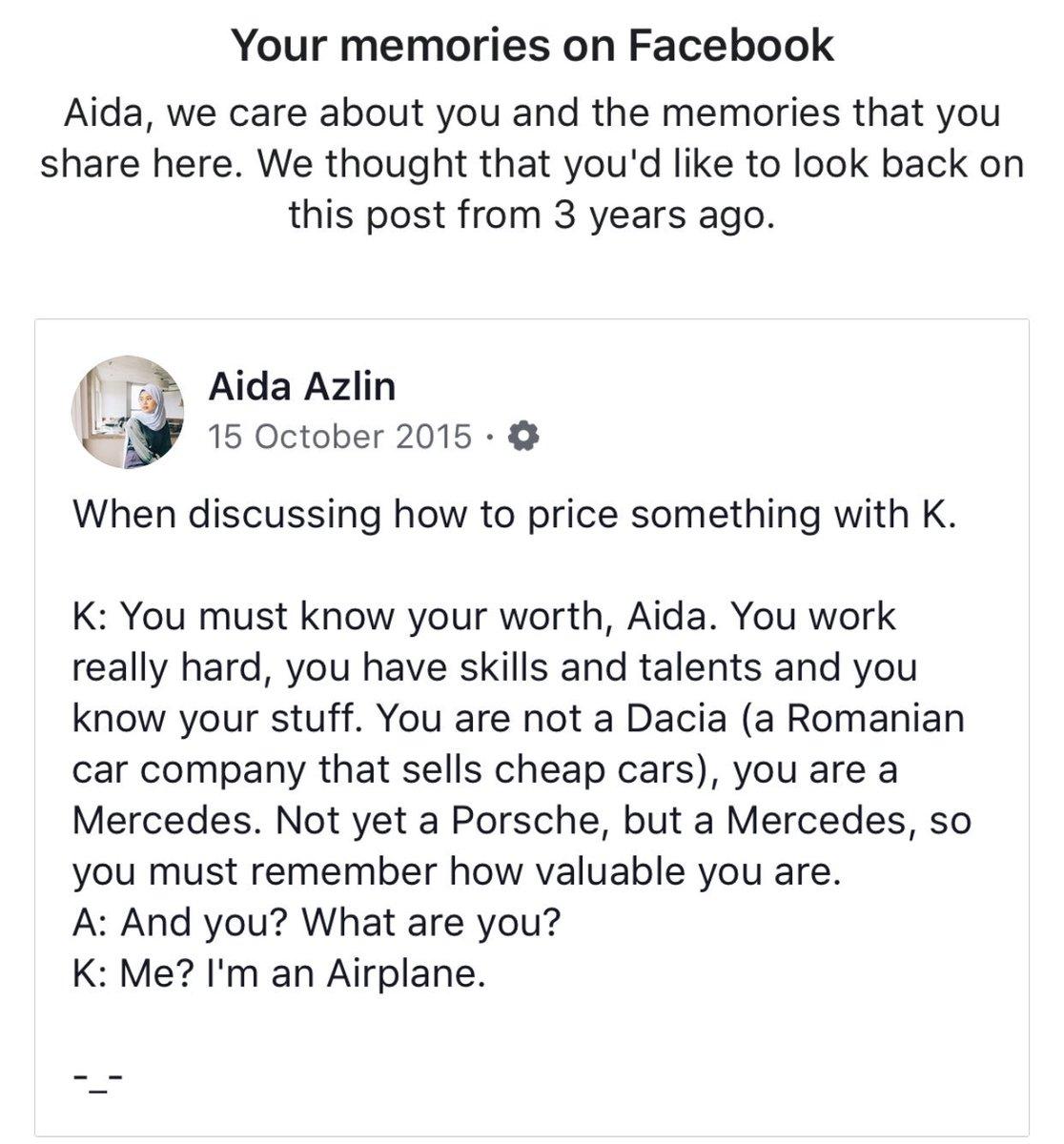 Aida Azlin on Twitter