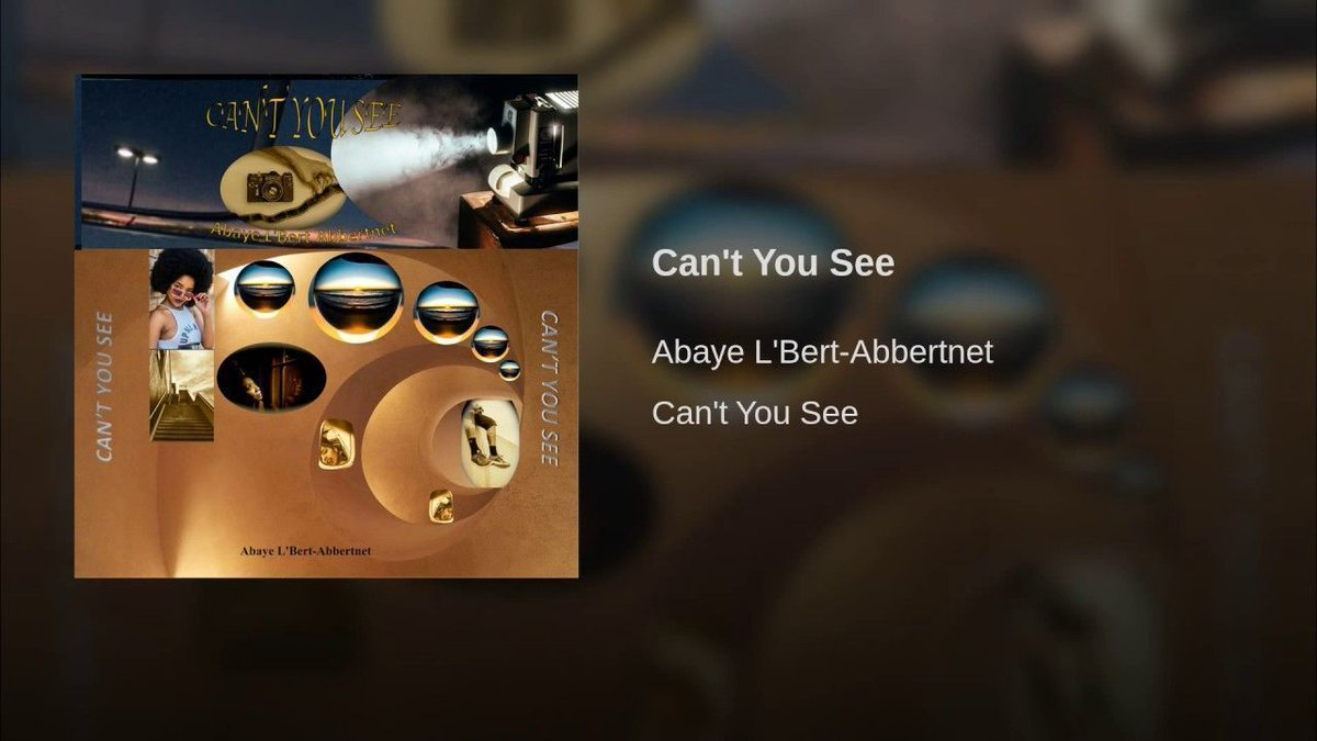 The New Dance Single Can&#39;t You See  via YouTube #NowPlaying #EDM #DanceMusic #NewMusicFriday  https:// buff.ly/2HSPXYP  &nbsp;  <br>http://pic.twitter.com/gQGVaBJfw9