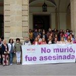 #NiUnaMenos Twitter Photo