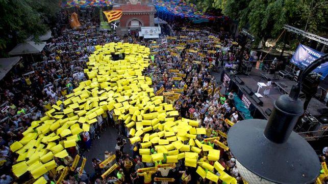 Amnistía Internacional exige la libertad de los Jordis cuando se cumple un año de su encarcelamiento https://t.co/ByeYuLC7KB