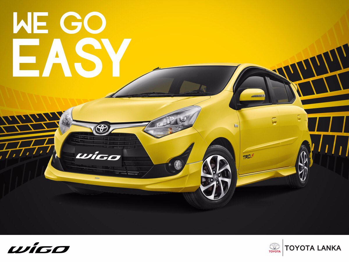 Experience the easy life with the Toyota Wigo https://t.co/XAUQr2oZ1G