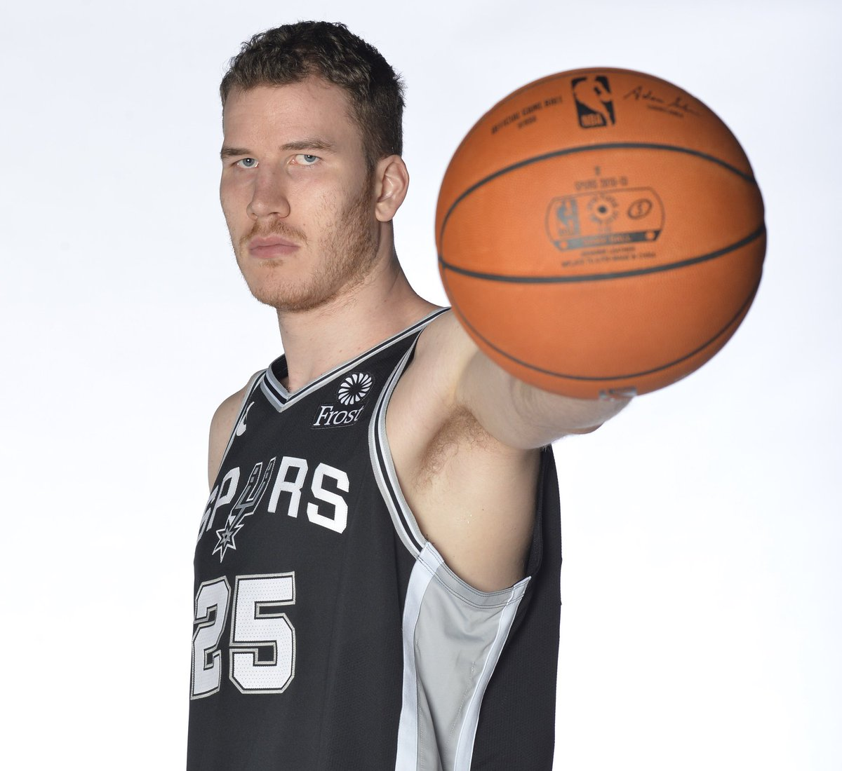 Join us in wishing Jakob Poeltl of the @spurs a HAPPY 23rd BIRTHDAY! #NBABDAY