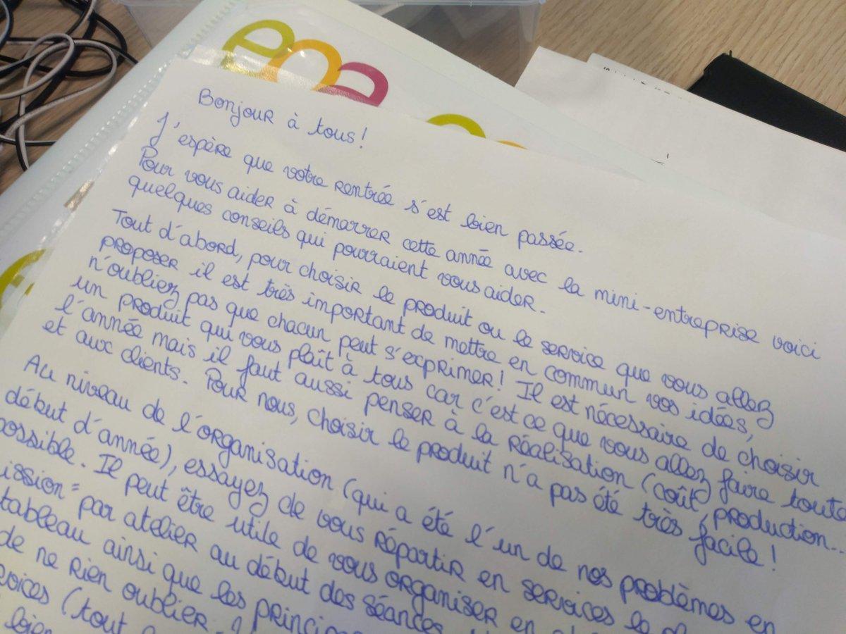 Epa Normandie على تويتر Cest Lheure Des Lettres De