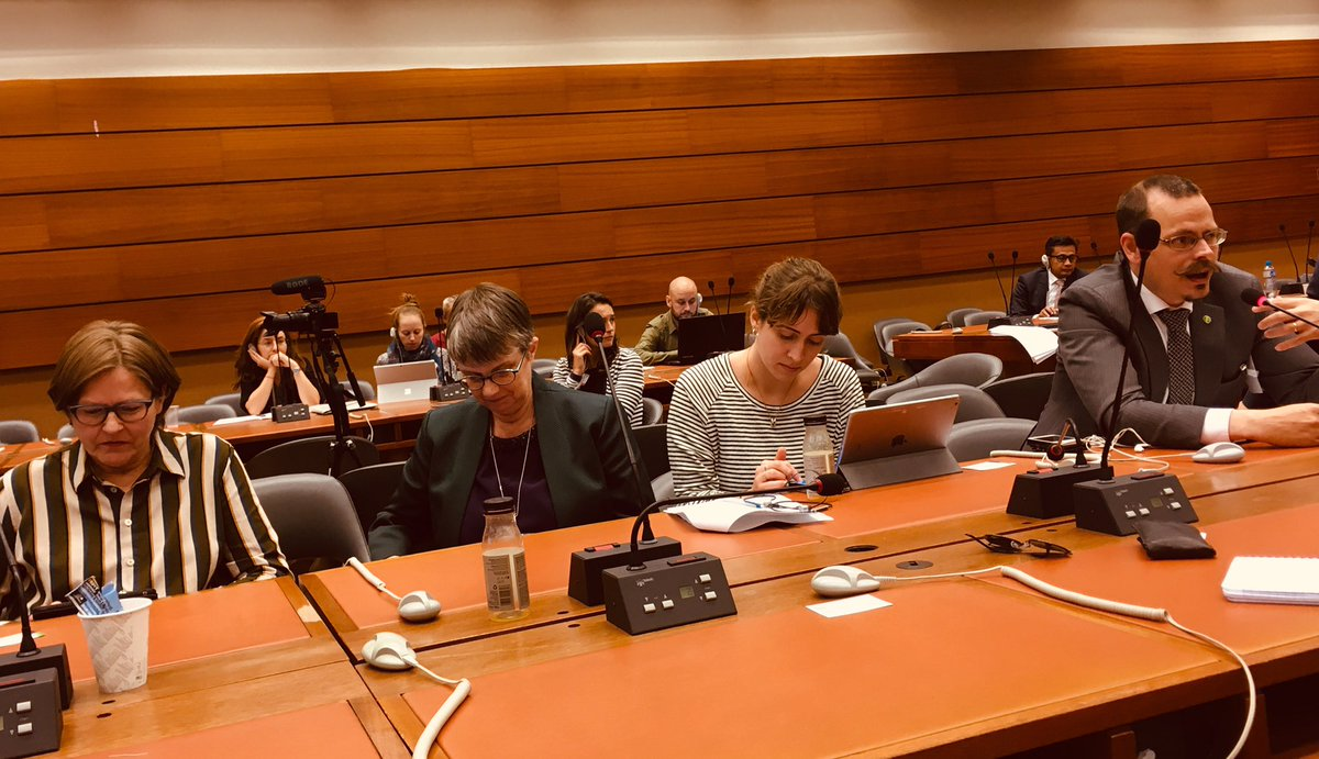European parliamentarians @EUparliament in support of a #bindingtreaty to @StopTNCimpunity and guarantee access to justice to victims of transnational corporations' crimes @MaxAndersson