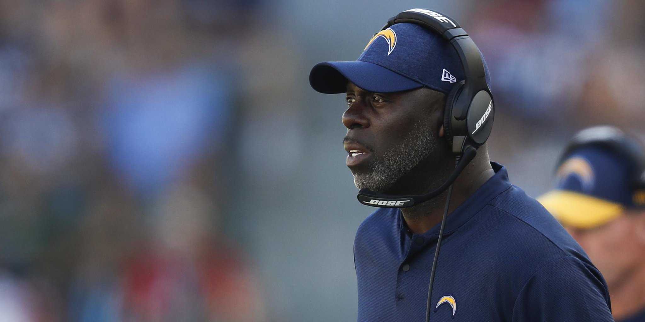 Chargers coach Anthony Lynn on win: 'Well, we made all of our damn kicks' https://t.co/R6L3Je820t https://t.co/vaJpdP65bR