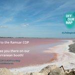Image for the Tweet beginning: 5 days till the @RamsarConv