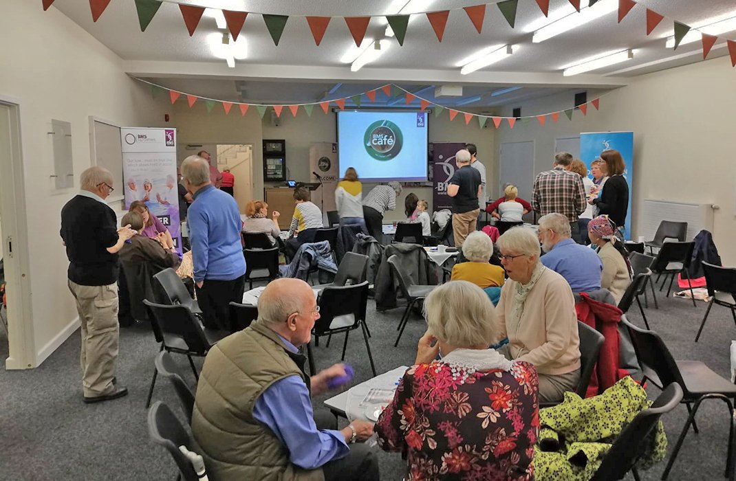 test Twitter Media - Big shout out to Bethesda Baptist Church, Rogerstone, for hosting a BMS café event on Saturday!If you want to hold your own BMS café, we'd love to hear from you! Head to https://t.co/vOgNHU1uYv to request an event for your church. ✍️ https://t.co/JYstkorB7F