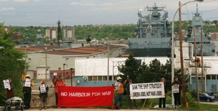 No to Foreign Warships in Halifax Harbour! https://t.co/F1lIfqKLhg #Halifax #nspoli #cdnpoli https://t.co/2YB7aGAEm3