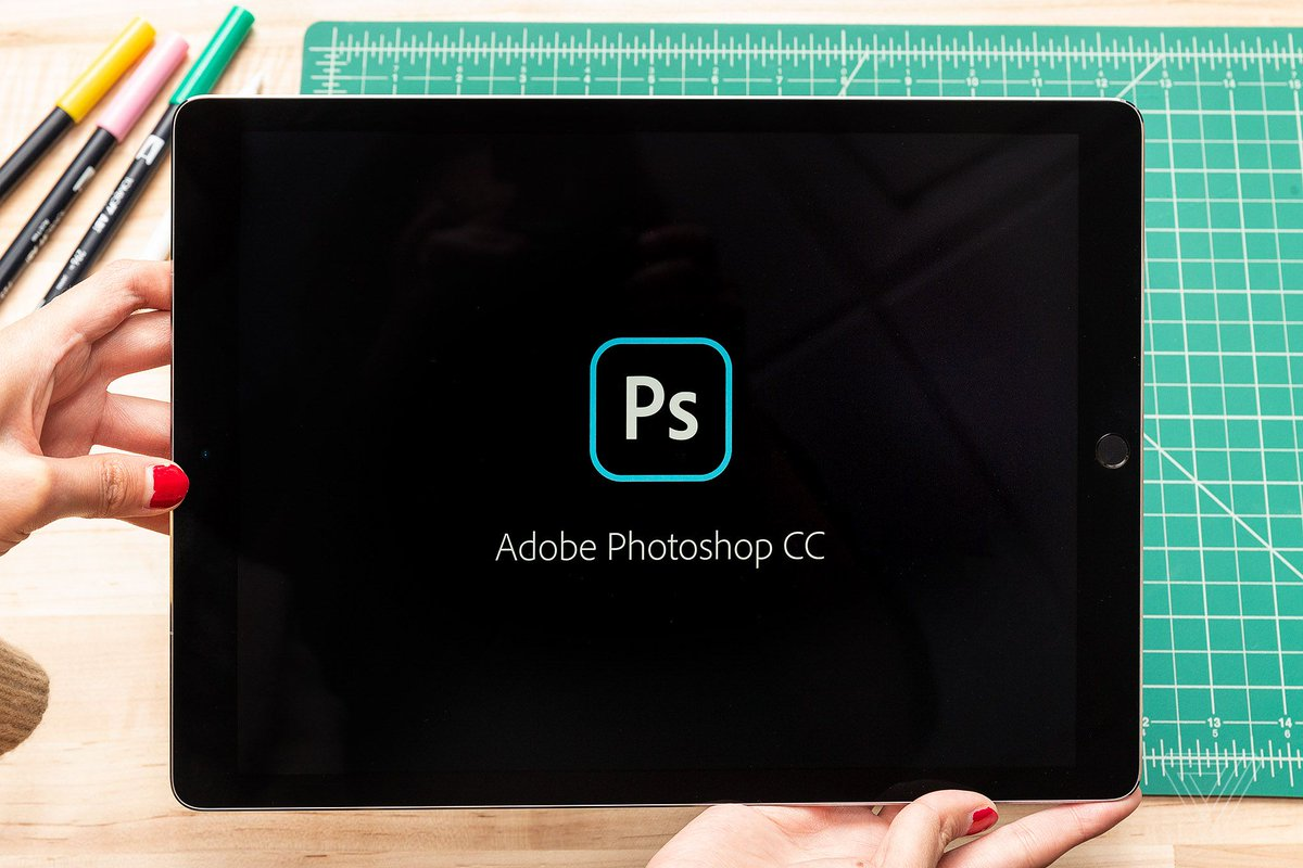 Adobe's chief product officer Scott Belsky on bringing Photoshop to the iPad https://t.co/vtKOsuUuel