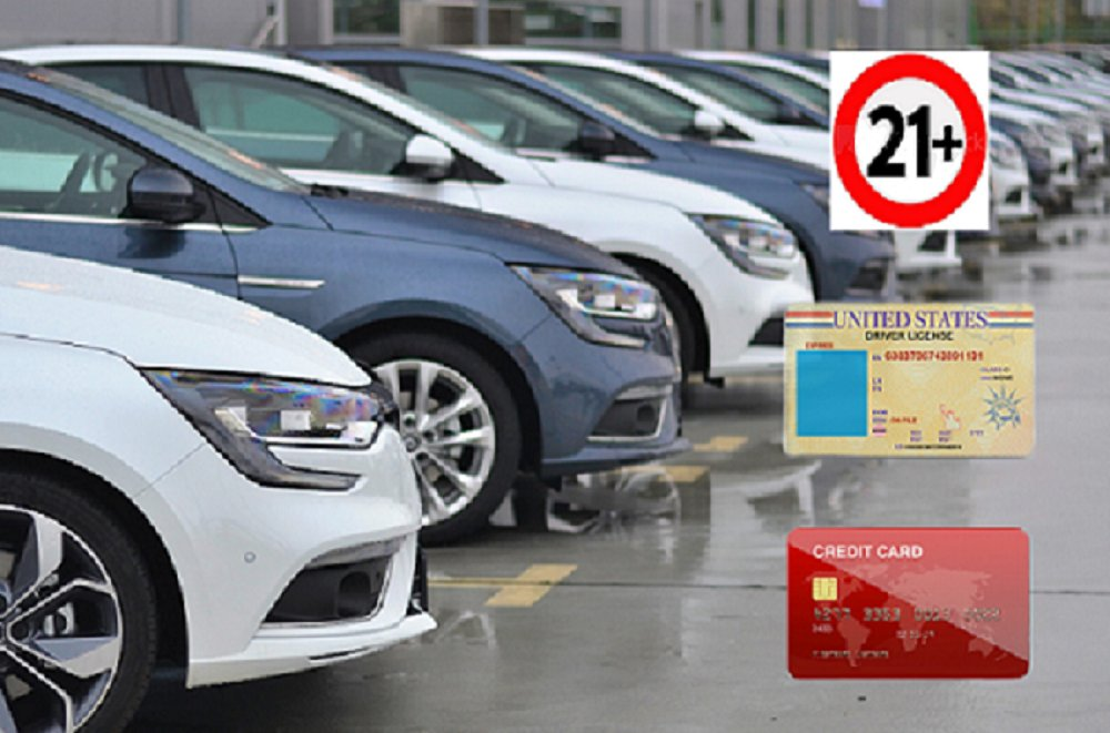 Car Rental 8 On Twitter Required Documents For Picking Up Your