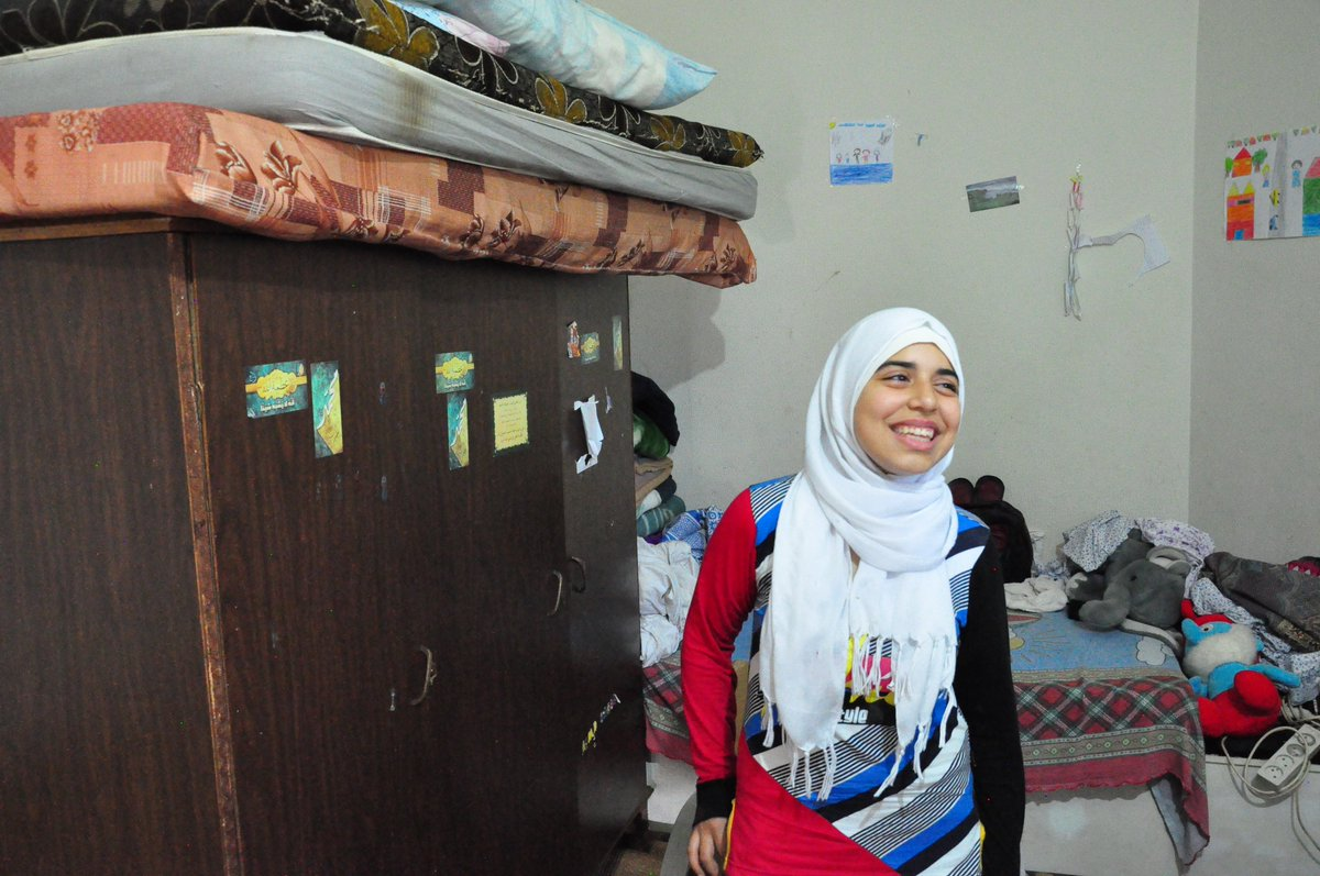 test Twitter Media - Shakala was determined to get back into the classroom after she fled Syria. Read how your support helped her: https://t.co/6ZaL0f1nDc https://t.co/n33LnQYMVx