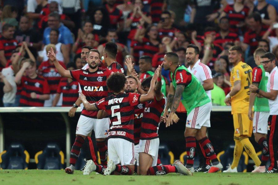 PVC: as duas novidades que estão fazendo o @Flamengo melhorar o seu jogo; veja  👉 https://t.co/rXHzELrsbu