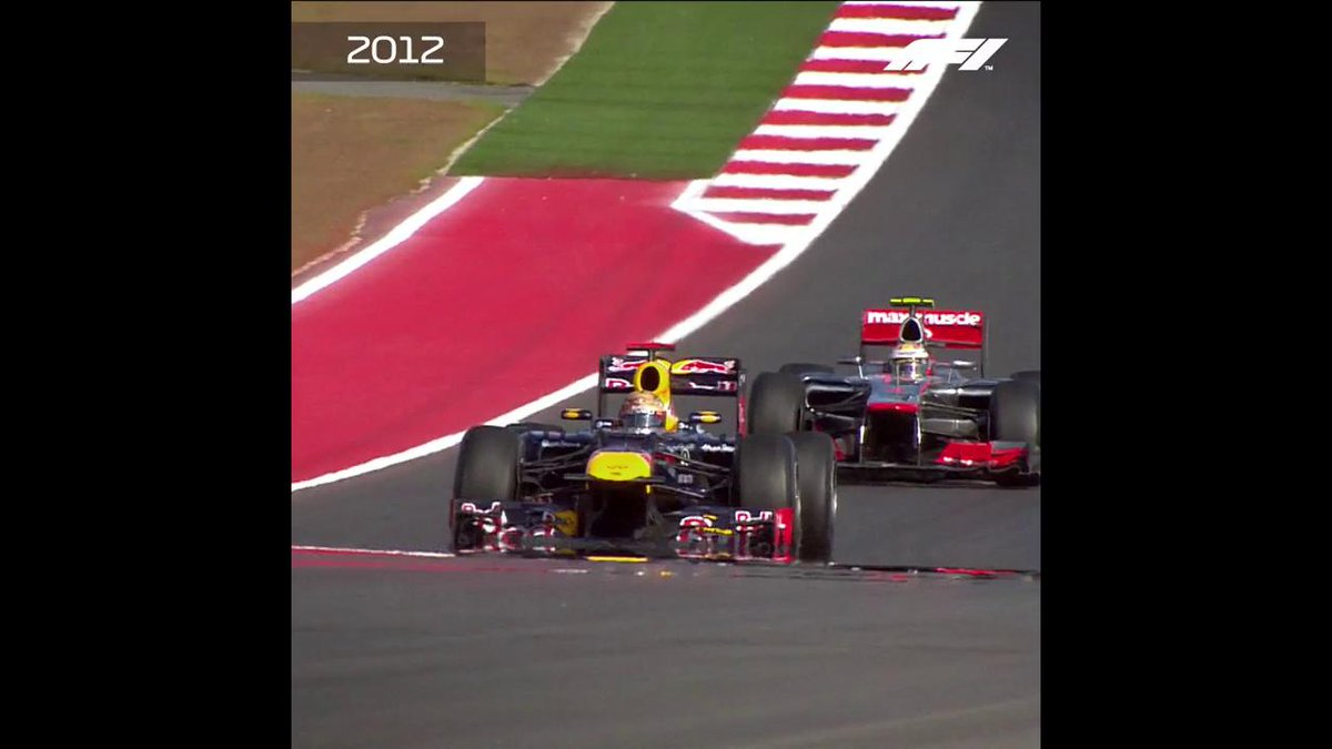 This classic move on Sebastian Vettel sealed a second #USGP win for Lewis Hamilton in 2012 💪 You can watch the race in full + many other perks on #F1TV >> f1.com/TVAccess💻📱