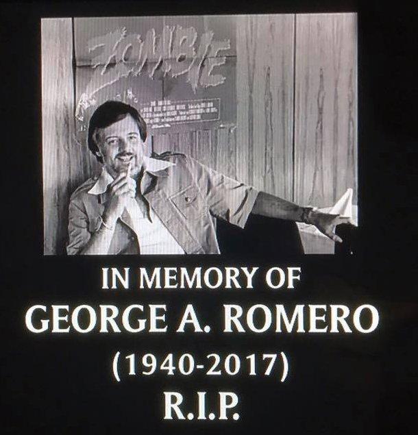 George A  Romero (@GeorgeARomeros) | Twitter
