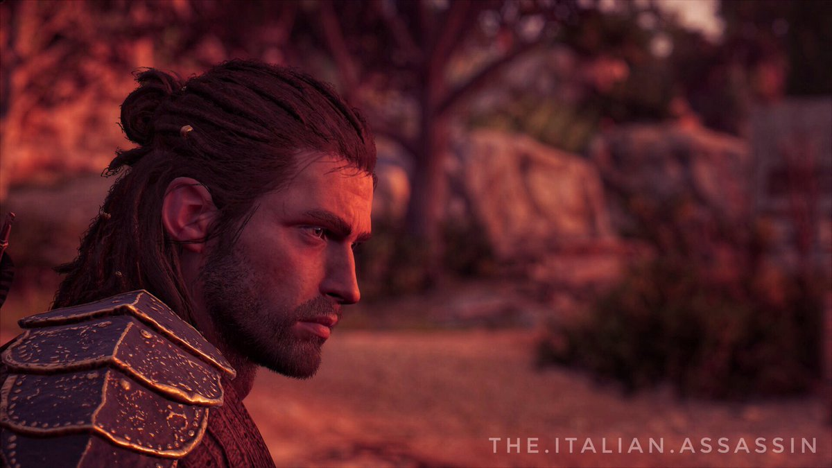 The Italian Assassin On Twitter Perfection Alexios