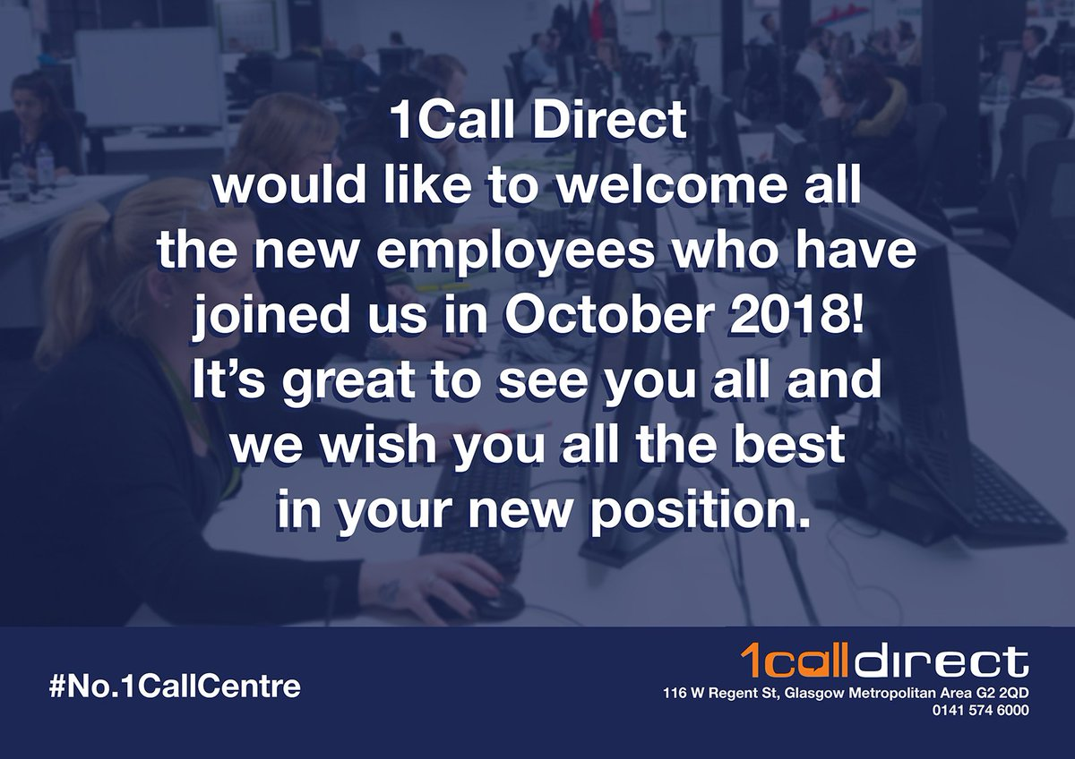 1 Call Direct on Twitter: