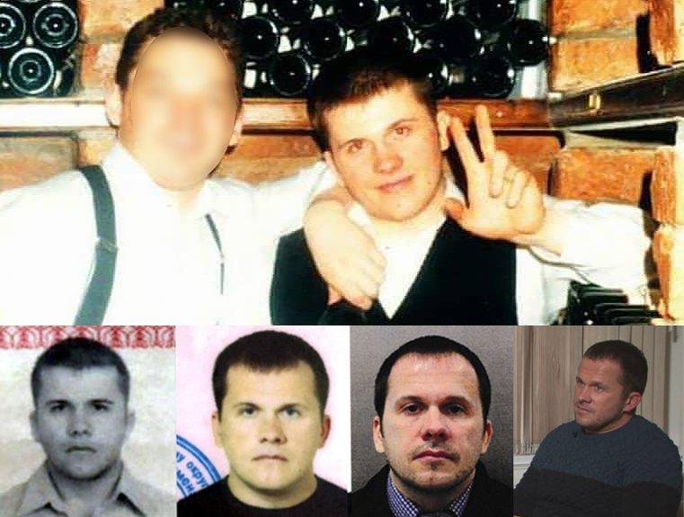 Оказалось, агент ГРУ Александр Мишкин работал в 2000 году в бистро «Гарсон» официантом. Его бывший коллега узнал его и прислал нам фотографию: https://t.co/Na45Nwq1aA