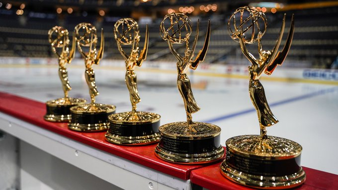 5️⃣ Stanley Cups 5️⃣ straight Emmy Awards for In The Room Excellence, nothing less. More on the Best Sports Series Program: Watch the show: Photo