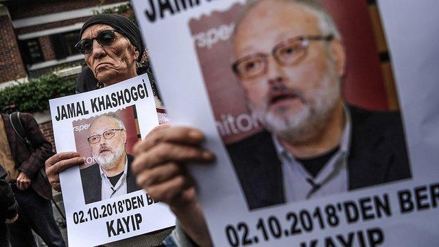 TRUMP SUGGESTS 'ROGUE KILLERS' MURDERED KHASHOGGI