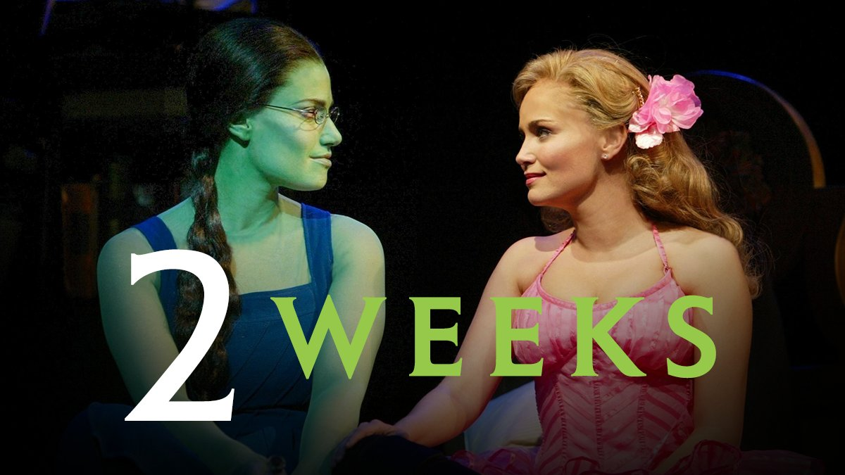 There's a celebration throughout Oz that's all to do with #Wicked15! In just TWO weeks we're welcoming some of the most swankified stars in the land to perform your #Wicked favorites. Be sure to tune in to @nbc Monday, October 29th at 10 pm ET for the #Wicked15 concert!