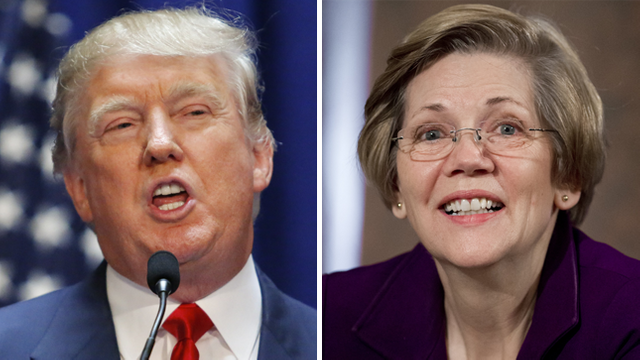 Trump denies offering $1 million for Elizabeth Warren DNA test, even though he did https://t.co/IaBUwQ0qcI