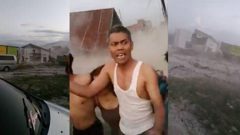 Video Shows Exact Moment Deadly Earthquake Hit  From The Weather Channel iPhone App <br>http://pic.twitter.com/8cMaqTer7z