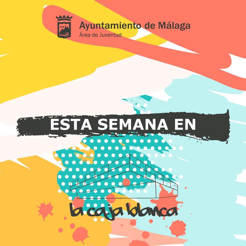 Esta semana en #LaCajaBlanca: ➡️ 18 y 19/10: Festival Irreconciliables: taller OJO BÁRBARO de Carmen Camacho (plazas completas) ➡️ 19/10, 20h: concierto Transdisciplina: transdisciplina.com/es/ ➡️ 20/10, 20:30h, Conciertos Glasswork y Fruteria Toñi: ow.ly/EilF30meqVA